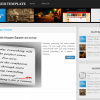 9gag Clone Blogger Theme