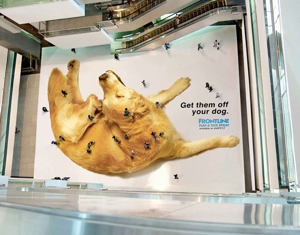 Creative Ad campaigns