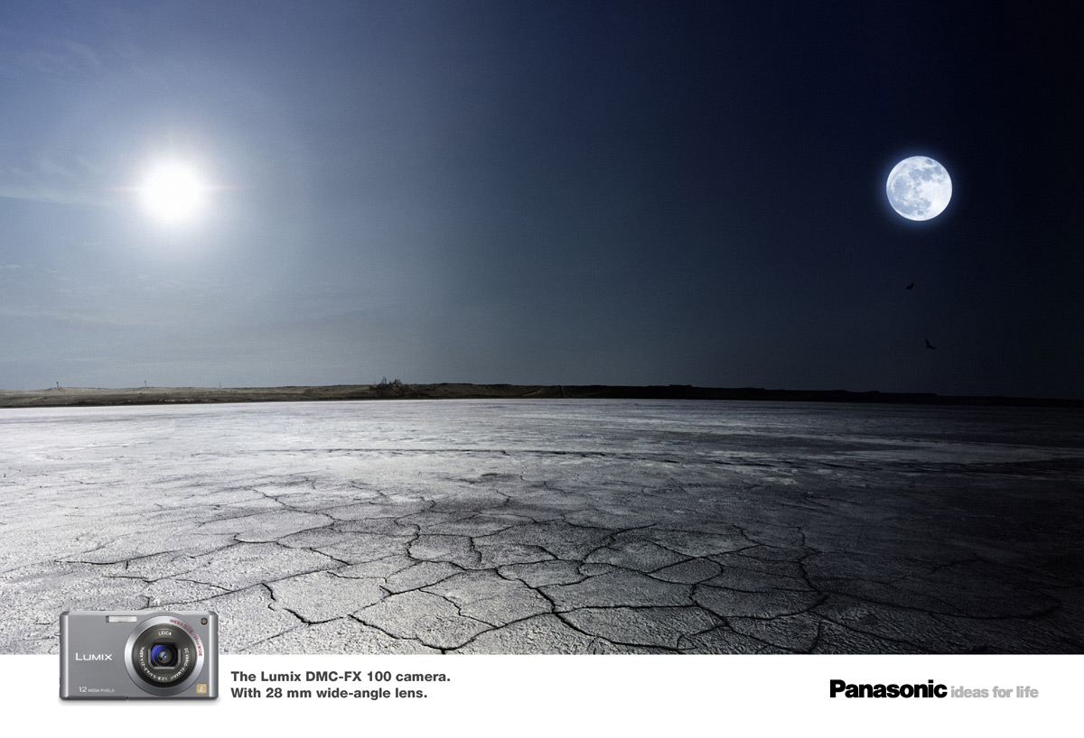 Panasonic: Wide Angle