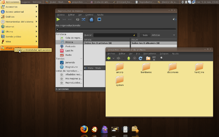 Willibox Gnome Desktop thème