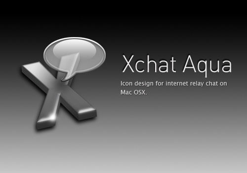 X-Chat Aqua - IRC client