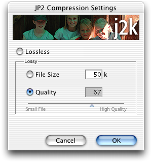 j2k - the future of image compression