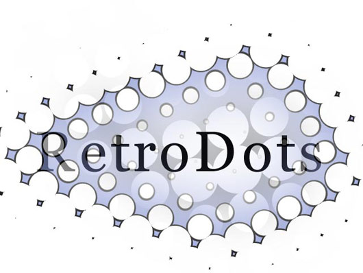 Retro Dots - free photoshop plugin