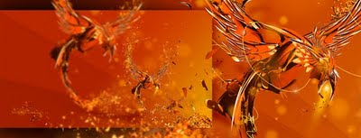 digital art panoramic abstracts