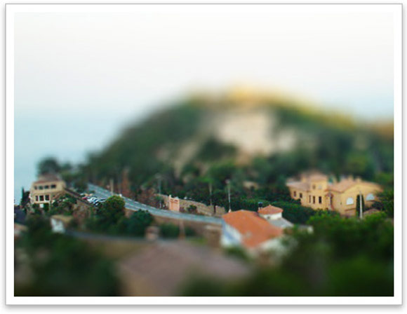 Tilt-Shift Photography Photoshop Tutorial