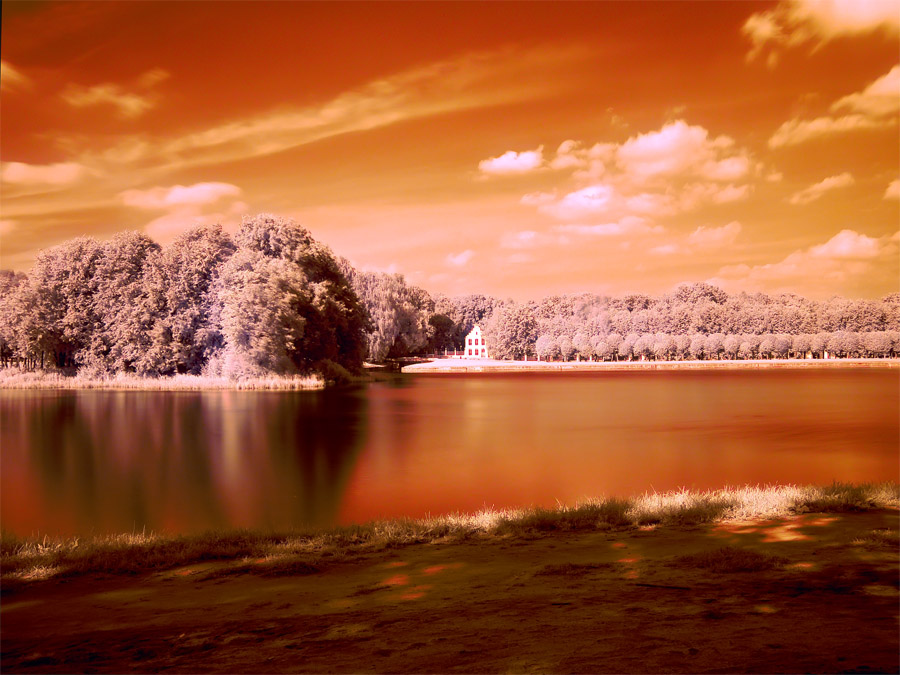 stunning Infrared photography and Tutorials