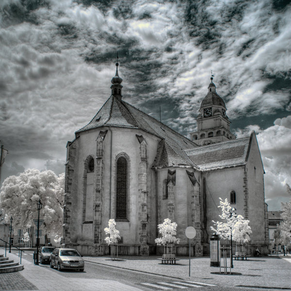Infrared Photography - taken with Nikon D80IR