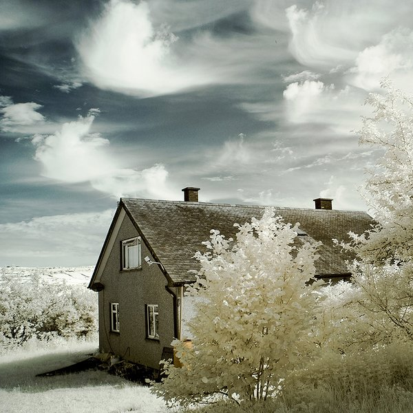 Infrared Photography - taken with infrared filter